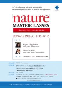 Nature Master Class